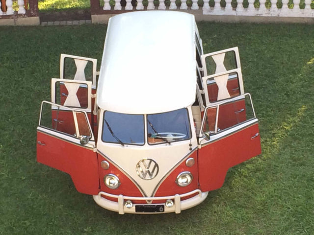 1974 Volkswagen Other T1 Kombi Split Window