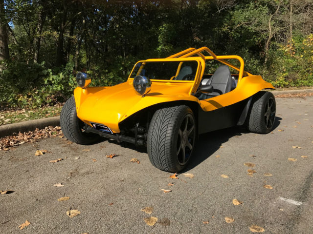 vw dune buggy 1971 electronic fuel injection hot rod. Black Bedroom Furniture Sets. Home Design Ideas