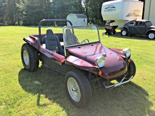 Vw Dunebuggy Volkswagon Kit Car