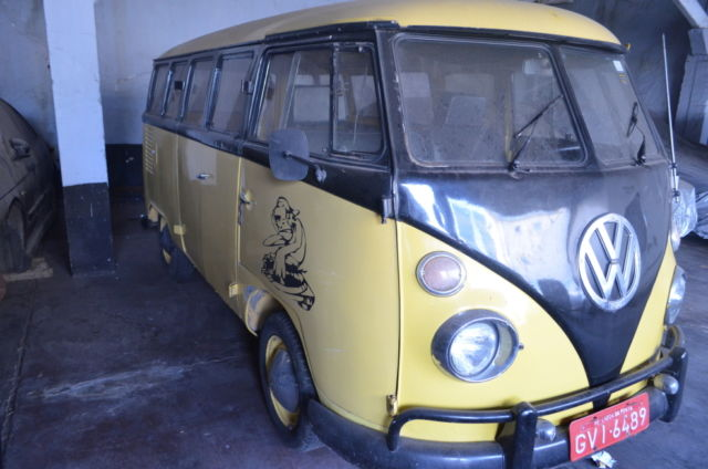 1973 Volkswagen Other BUS/VANAGON