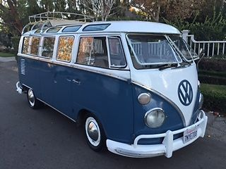 1965 Volkswagen Bus/Vanagon Type 2