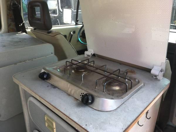 VW Syncro 4X4 Vanagon Camper diesel TDI for sale: photos
