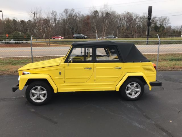 1973 Volkswagen Thing RESTORED