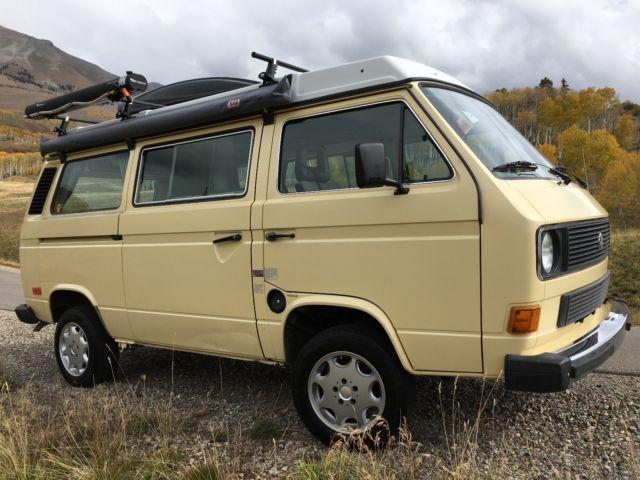VW Vanagon Westfalia Subaru Conversion for sale: photos