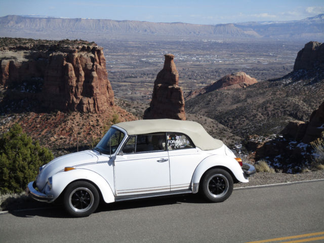 1977 Volkswagen Beetle - Classic Champagne Edition