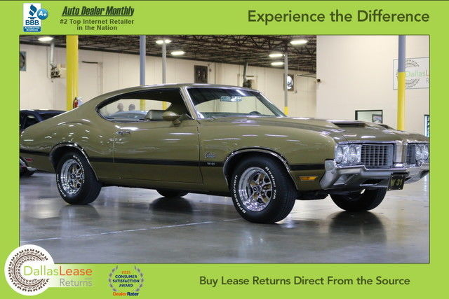 1970 Oldsmobile Cutlass Holiday Coupe W31 Tribute