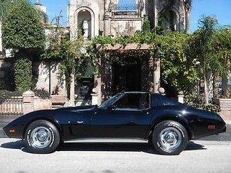 1977 Chevrolet Corvette STINGRAY STINGER,4SPD.,T-TOPS,READY TO ROCK &ROLL