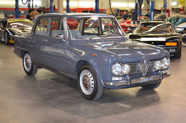 1965 Alfa Romeo Other Giulia Super