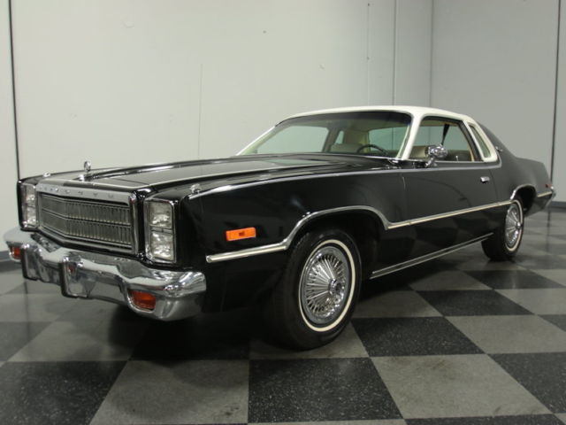 1978 Plymouth Fury Sport