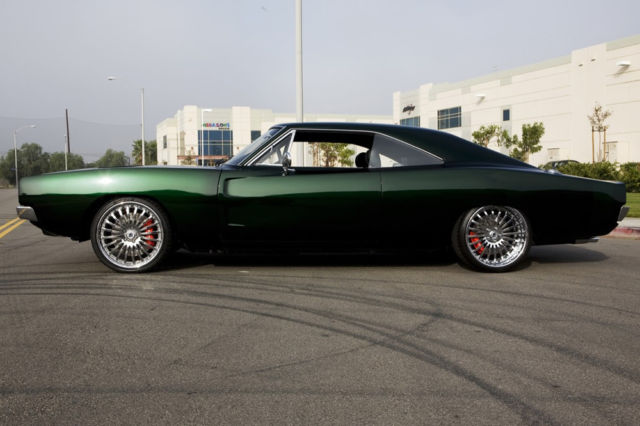 West Coast Customs 1968 2007 Dodge Charger For Sale Photos