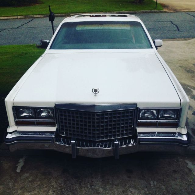 1980 Cadillac Eldorado Base Coupe 2-Door