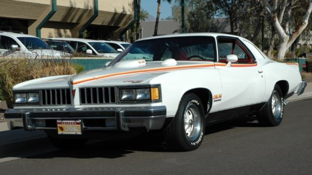 1977 Pontiac Can Am -Coupe- Very RARE Arizona car- SEE VIDEO