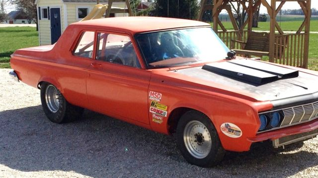 1964 Plymouth Savoy FAST