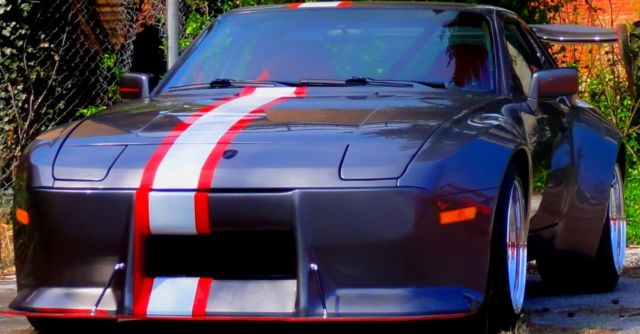 Widerstandsfahig Widebody Porsche Outlaw V8 Conversion Street Track Car For Sale Photos Technical Specifications Description