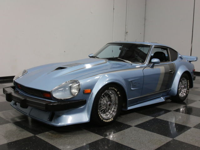 Wild 280z Custom Paint And Body Kit Bulletproof 2 8l I6 Auto
