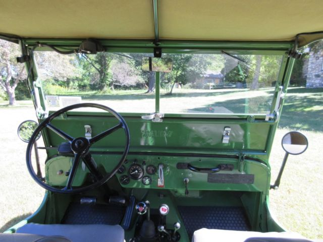 willys jeep 1946 cj2a for sale  photos  technical