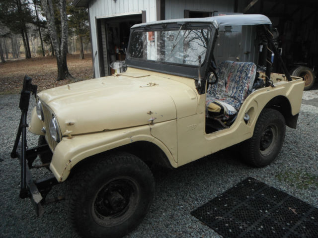 1946 Willys CJ5   CJ 5