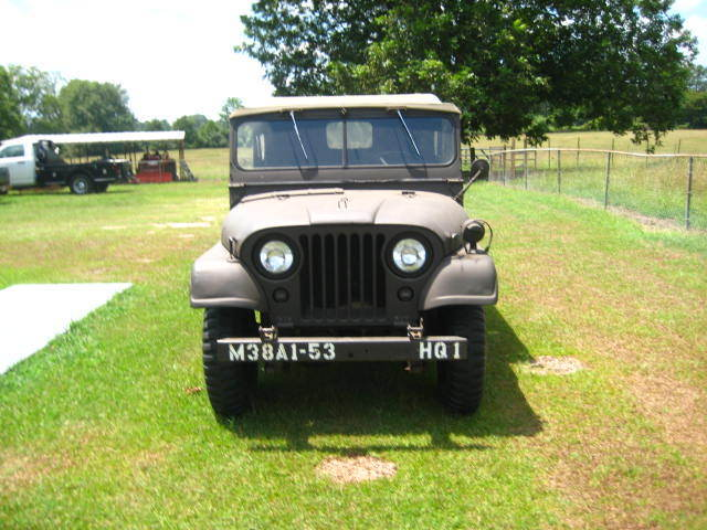 1953 Willys 1953 reconditioned