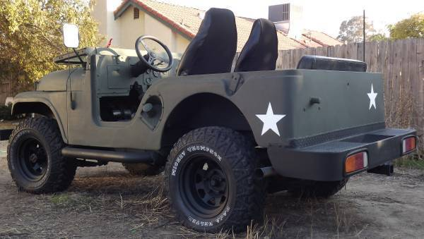1953 Willys M38A-1