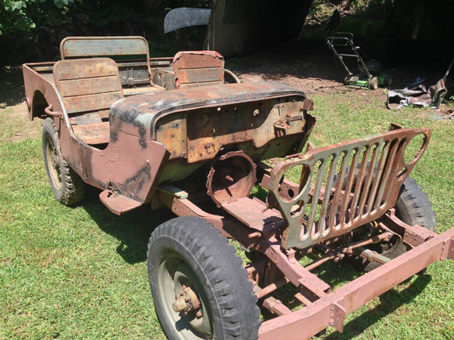 1942 Willys MB GPW
