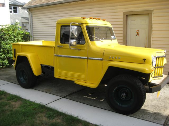 1963 Willys pickup