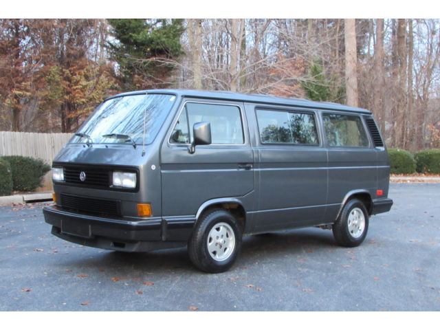 1987 Volkswagen Bus/Vanagon Wolfsburg/California Weekender