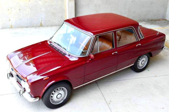1968 Alfa Romeo Other Giulia Super