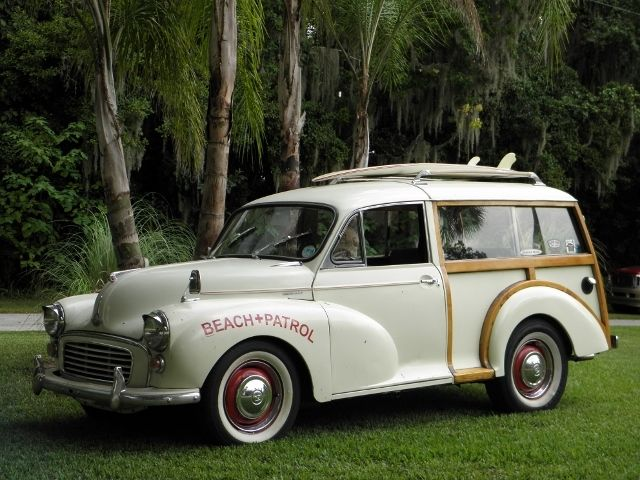 1970 Other Makes Morris Minor Woody