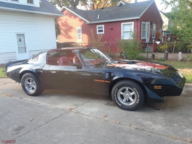 WORLD WIDE! 79 Pontiac Trans Am 400 4 Speed Phs Doc, Numbers