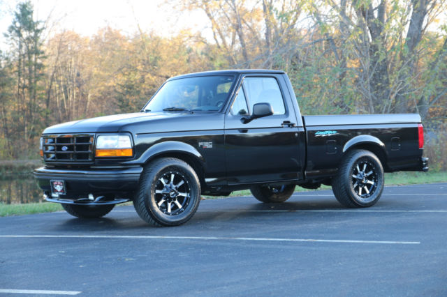 1993 Ford F-150 Lightning SVT