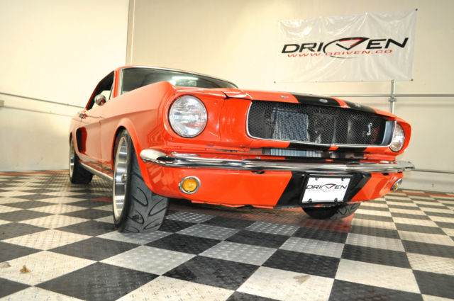 wow 65 mustang hotrod with a 351 and a 4 speed fast and loud nice video for sale photos. Black Bedroom Furniture Sets. Home Design Ideas