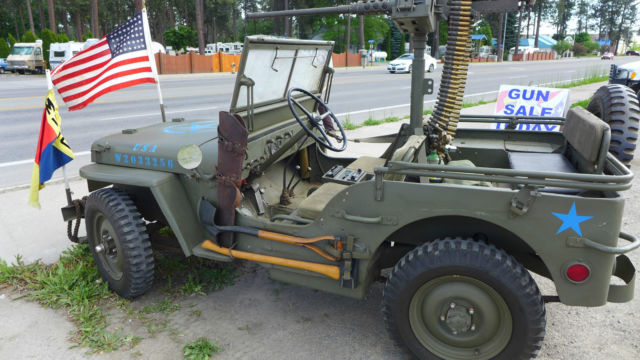 1941 Willys MB 1941 WWII Willeys