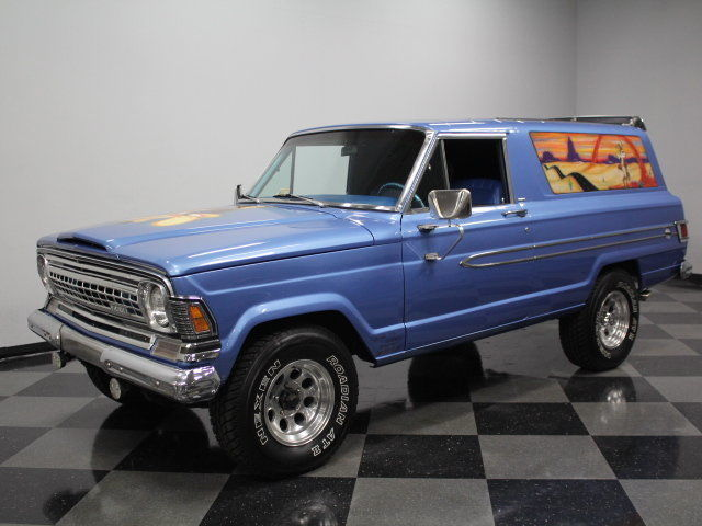 1973 Jeep Wagoneer Custom