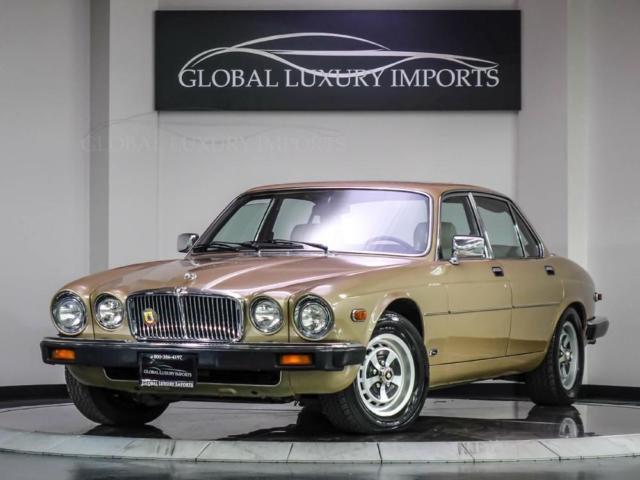 1982 Jaguar Other XJ6 Vanden