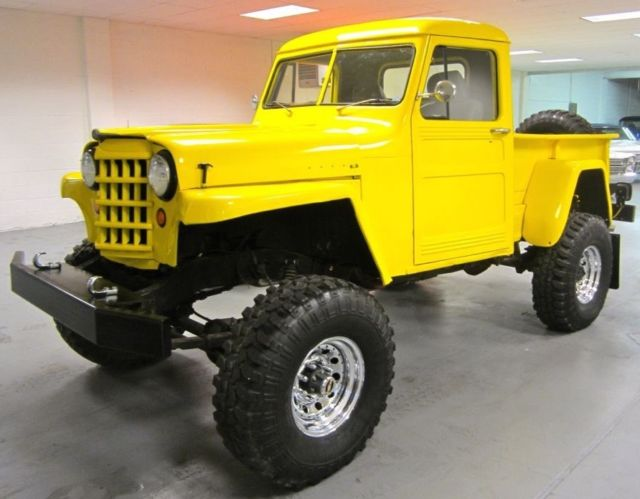 1953 Willys