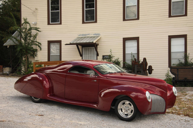 1939 Other Makes Zephyr Modified Coupe