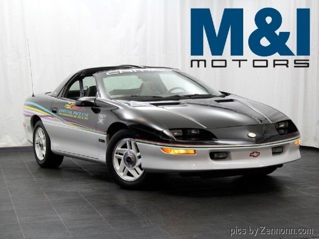 1993 Chevrolet Camaro Z28 77TH INDY 500 PACE CAR