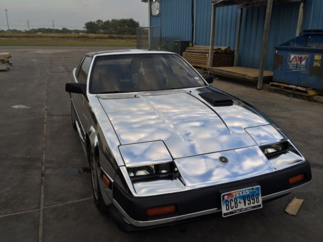 z31 nissan 300zx turbo coupe t tops 5 speed for sale photos technical specifications description. Black Bedroom Furniture Sets. Home Design Ideas