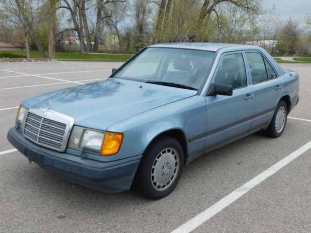 1986 Mercedes-Benz 300-Series ,No Reserve,6 cyl,300E,Model 124,4-door,Automatic